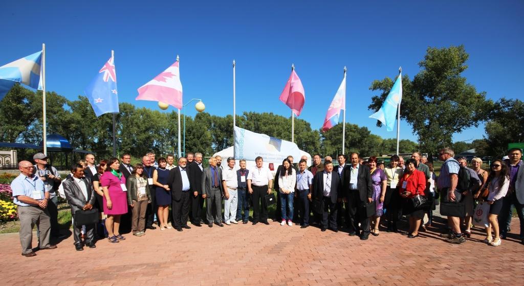 VI Всемирный конгресс мараловодов — 2014