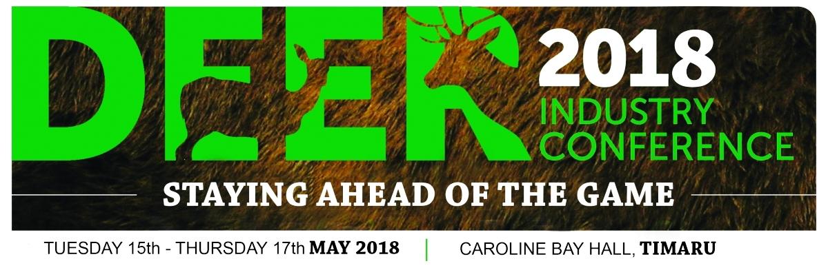 Deer Industry Conference – 2018